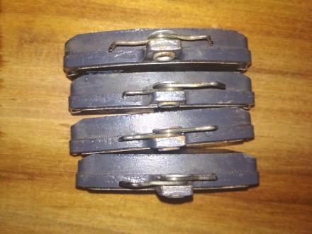 Продам колодки задние TRW GDB 3092.   Подходят на модели Nissan Almera и Prime. Киев, Киевская область. фото 5