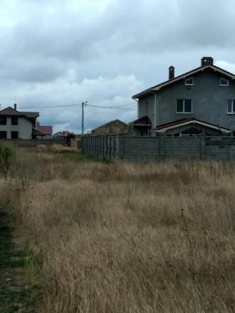 Продается участок 10 соток в с. Фонтанка – 2, ул. Новая / Соборная. Район просп.. Фонтанка, Одесская область. фото 2