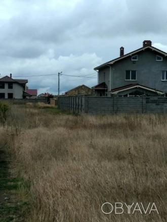Продается участок 10 соток в с. Фонтанка – 2, ул. Новая / Соборная. Район просп.. Фонтанка, Одесская область. фото 1