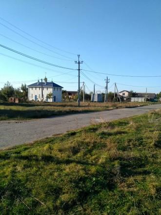Продается участок 7 соток в с. Новая – Дофиновка. Центр села, свет, вода, газ, а. Новая Дофиновка, Одесская область. фото 4