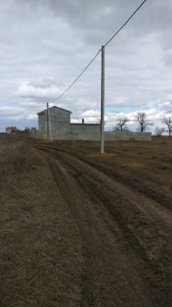 Продается участок 6 соток в Фонтанке. Новый, активно застраивающий район. Свет п. Фонтанка, Одесская область. фото 3