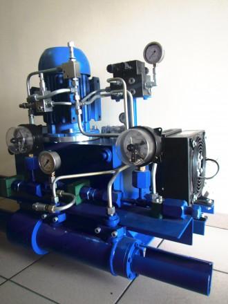 Компания Гидравлик Лайн производит маслостанции и гидроцилиндры для промышленног. Киев, Киевская область. фото 3