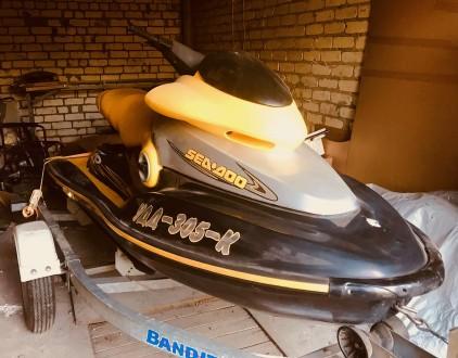Гидроцикл BRP Seadoo XP. Киев. фото 1