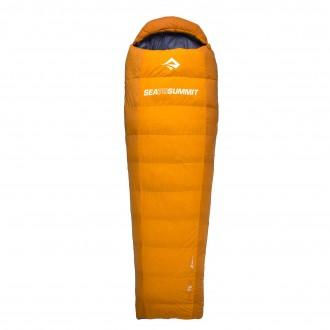 Пуховый спальный мешок Sea to Summit Trek TK I. Днепр. фото 1
