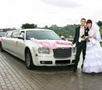 Лимузин Крайслер 300С VIP white в Харькове. Харьков. фото 1