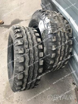 Шины на экскаватор погрузчик jcb 11L-16 передние  Наша компания занимается шин. Днепр, Днепропетровская область. фото 1