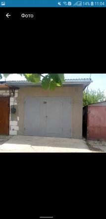 СРОЧНО!!Продам каменный гараж.Поселок Котовского. Одеса. фото 1