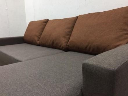 Предлагаем новый угловой диван от производителя.  Основные параметры: длина ди. Чернигов, Черниговская область. фото 3