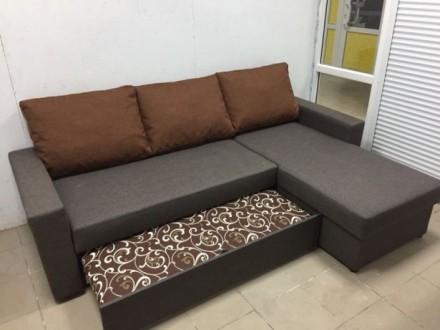 Предлагаем новый угловой диван от производителя.  Основные параметры: длина ди. Чернигов, Черниговская область. фото 4