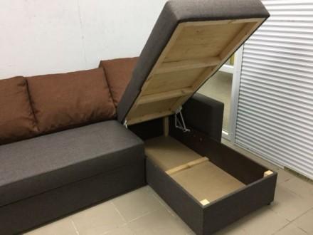 Предлагаем новый угловой диван от производителя.  Основные параметры: длина ди. Чернигов, Черниговская область. фото 6
