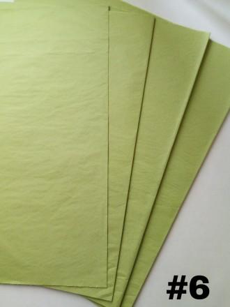 Предлагаю Вашему вниманию папирусную бумагу тишью.  Бумага продается в листах.. Киев, Киевская область. фото 3
