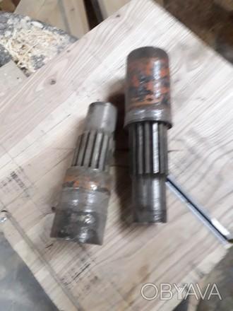 шлицы от зил кардана и другие неликвиды для ремонта и самоделок. Сумы, Сумская область. фото 1