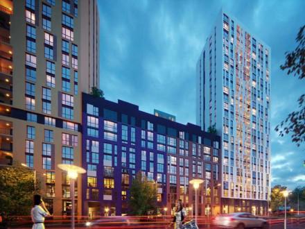 Предлагается к продаже стильная 1-комнатная квартира в ЖК Малахит по ул. Богдано. Киев, Киевская область. фото 11