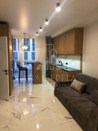 Предлагается к продаже стильная 1-комнатная квартира в ЖК Малахит по ул. Богдано. Киев, Киевская область. фото 4