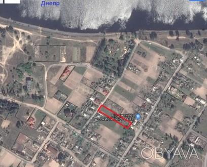 Продам участок 0,21га в с. Сокирна по ул. Полевая, Участок находится рядом с ма. Сокирно, Черкасская область. фото 1