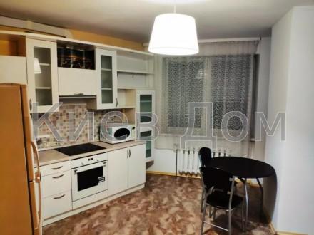 Сдается однокомнатная квартира-студио возле метро Академгородок. Квартира находи. Академгородок, Киев, Киевская область. фото 2