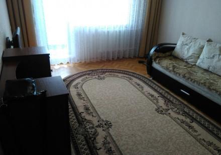 Сдаётся уютная чистая двухкомнатная квартира в центре города! Оплата 3000+плате. Центр, Сумы, Сумская область. фото 5