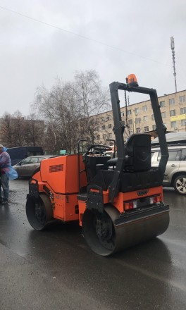 Аренда дорожного катка. Киев. фото 1