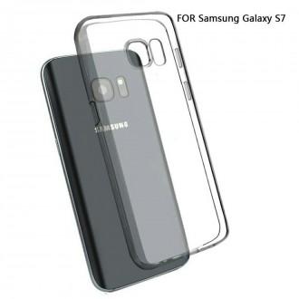 Чехол на телефон Samsung S7. Нежин. фото 1