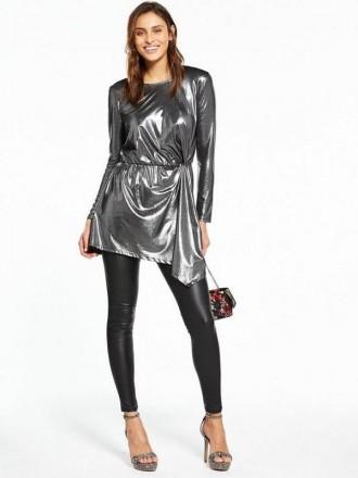 0531df45f20 Красивое фирменное платье туника в стиле диско (m-l) новое Англия. 390 ГРН