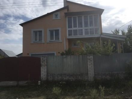 Отличный двухэтажный дом, утеплён.В доме 4 комнаты, балкон,лоджия. Два санузла, . Чернигов, Черниговская область. фото 10