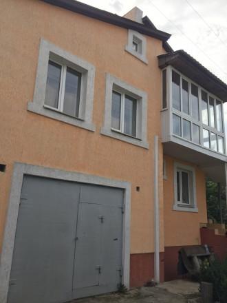 Отличный двухэтажный дом, утеплён.В доме 4 комнаты, балкон,лоджия. Два санузла, . Чернигов, Черниговская область. фото 6