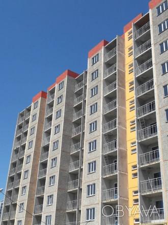 Просторная однокомнатная квартира в новом доме по ул. Красносельского - Глебова.. Чернигов, Черниговская область. фото 1