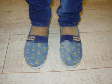 Материал обувной коттон Размер 36-23 см . Запорожье, Запорожская область. фото 4