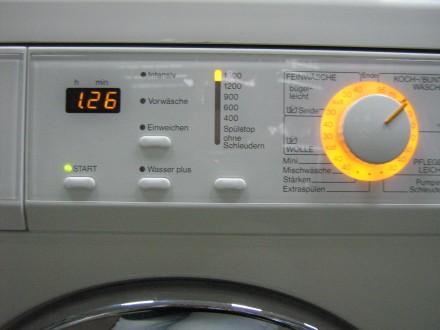 Стиральная машина Miele Softtronic W435. Сотовый барабан Германия Гарантия 1 год. Харьков. фото 1