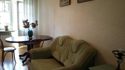Сдается двухкомнатная квартира в Одессе на 6-й станции большого фонтана. Квартир. Аркадия, Одесса, Одесская область. фото 3