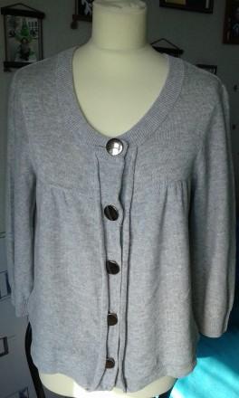 Расклешенная кофта -стильно модно комфортно H&M h 52. Запорожье. фото 1