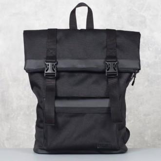 241233d89452 Рюкзак Ролл топ мужской rolltop black черный рюкзак харвест harvest. 785 ГРН.  Киев