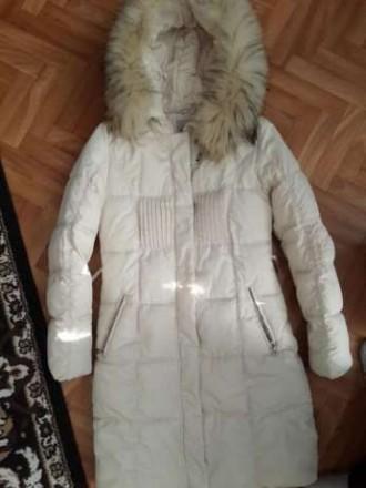 Пальто, куртка, зимнее Really master , пуховик, парка, мех, холофайбер. Киев. фото 1