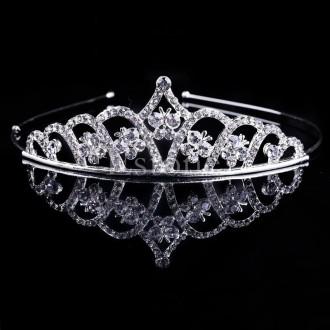 Тиара, корона, диадема. Днепр. фото 1