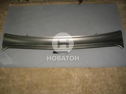 панель задня ГАЗ-24. Луцк. фото 1