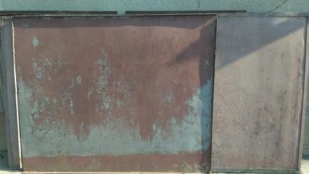 Продам металические секции б/у 158см х 127см - 1 шт-700гр 158см х 240,3см - 8ш. Немиров, Винницкая область. фото 5