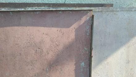 Продам металические секции б/у 158см х 127см - 1 шт-700гр 158см х 240,3см - 8ш. Немиров, Винницкая область. фото 6