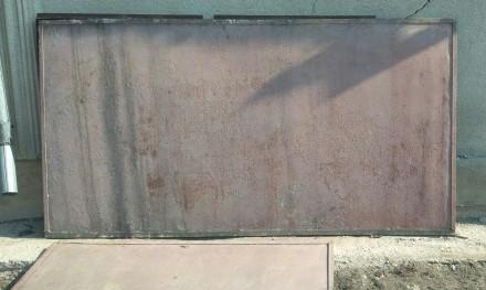 Продам металические секции б/у 158см х 127см - 1 шт-700гр 158см х 240,3см - 8ш. Немиров, Винницкая область. фото 2