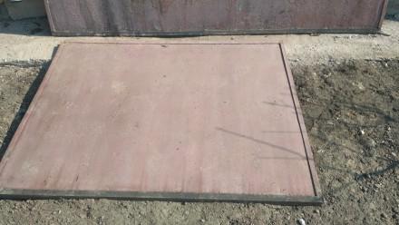 Продам металические секции б/у 158см х 127см - 1 шт-700гр 158см х 240,3см - 8ш. Немиров, Винницкая область. фото 3
