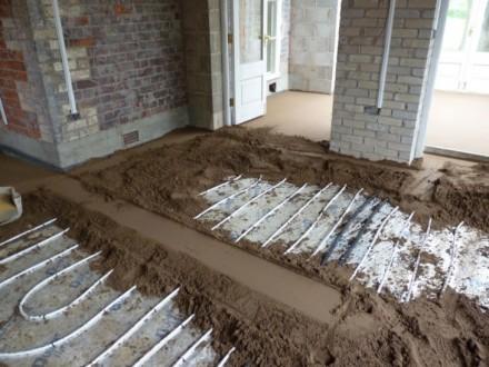 Виконумо стяжку підлоги машинним способом до 200кв вдень. Ціна залежить від товщ. Тернополь, Тернопольская область. фото 2