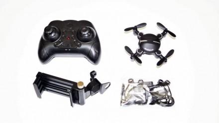 Квадракоптер Explorer 419 mini складной квадрокоптер с WiFi камерой Карманный с. Днепр, Днепропетровская область. фото 4