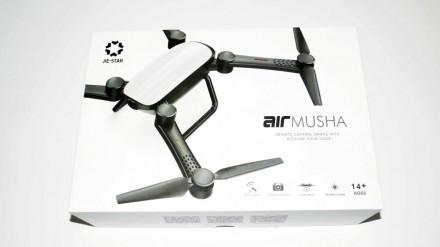 Квадрокоптер Jie Star Air Musha X9TW - недорогой квадрокоптер с WIFI камерой и с. Днепр, Днепропетровская область. фото 3