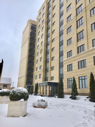Кращий комплекс Ірпеня, в самомі центрі міста. Квартира з документами, індивідуа. Центральный ЖК, Ирпень, Киевская область. фото 4