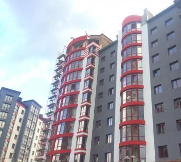 3-кімнатна квартира БК МЕЛЬНИК. Ивано-Франковск. фото 1