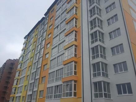 1-кімнатна квартира на Пасічні у  новобудові. Ивано-Франковск. фото 1