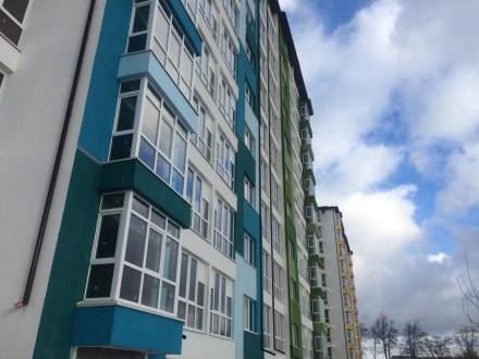 2-кімнатна квартира на Пасічні у новобудові. Ивано-Франковск. фото 1