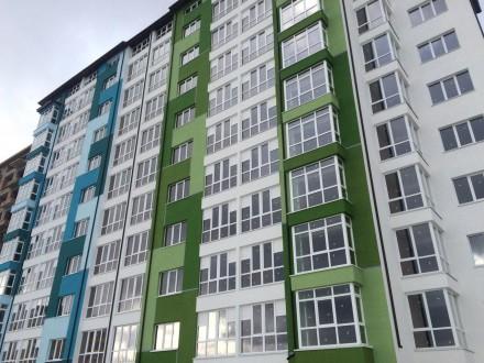 3-кімнатна квартира у Пасіні , новобудова. Ивано-Франковск. фото 1