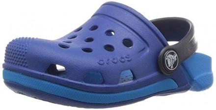 Кроксы Crocs Electro III Clog, J2 - 22см. Київ. фото 1