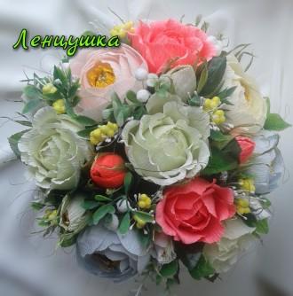Цветы – это универсальный подарок. Но даже самый красивый и свежий букет цветов . Киев, Киевская область. фото 3
