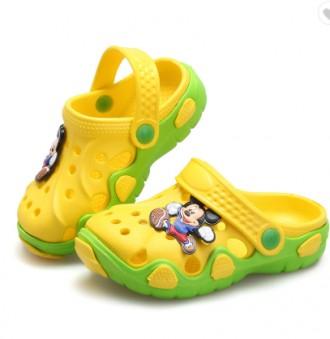 Kids' Crocs  Для мальчиков и девочек. Размер: 33-34.  Стелька от края до края. Днепр, Днепропетровская область. фото 4
